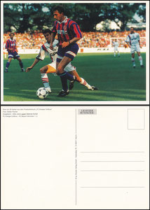 Postkarte, 2000er, Postkartenkalender Energie Kottbus, Motiv Cottbus-Bayern 1996, Motiv 3