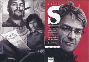 Breitner, 2016, Zeitschrift 'Socrates', A6-Heft