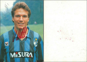 Matthäus, 1988-89, Inter Mailand