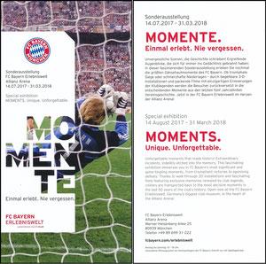 Bayern Erlebniswelt, 2017, 'Momente', Kahn