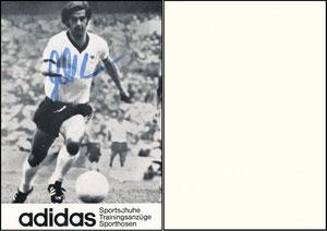 Müller, Gerd, 1970, Adidas, DFB-Dress
