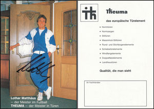 Matthäus, 1987, Theuma-Türen