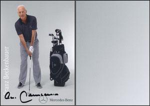 Beckenbauer, 2010, Mercedes, Motiv 3