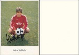 Winklhofer, 1980, Spielerkarte 2