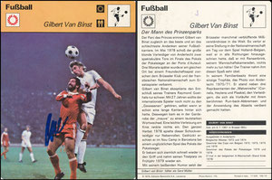 'Gilbert van Binst', Deutschland, 1979, 17033 102-12