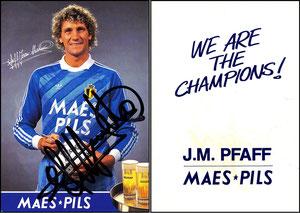 Pfaff, 1984, Maes Pils 1