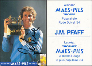 Pfaff, 1984, Meas-Pils 'Troffee'