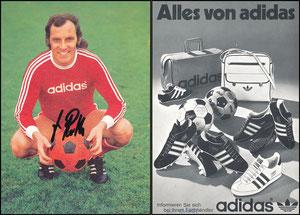 Roth, 1975, Adidas