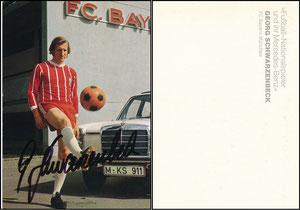 Schwarzenbeck, 1974, Mercedes