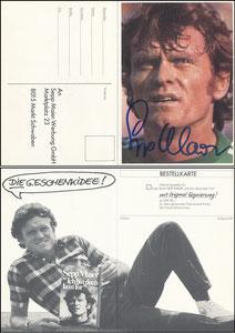 Maier, 1980, 'Ich bin doch kein Tor', Klappkarte