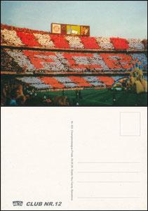 Postkarte, 1990er Jahre, 'Club Nr. 12', Motiv 3