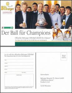 DFB, 2004, Bitburger