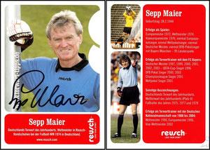 Maier, 2006, Reusch, ohne Druck-AG, Dank an SF Sven