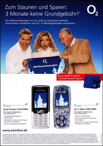 Beckenbauer, 2003, O², Werbeblatt 1