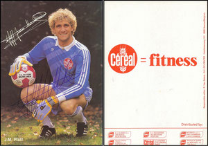 Pfaff, 1986, Cereal