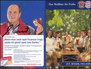 Hoeneß, 2005, Hypo-Vereinsbank