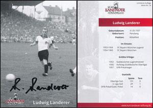 Kurt-Landauer-Stiftung, Karte 14, Landerer