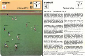 'Abseits', Schweden, 1979, 47021-37-20