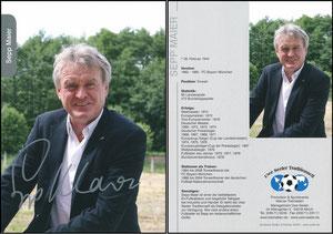 Maier, 2015, 'Uwe Seeler Traditionself'