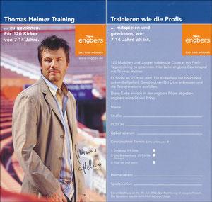Helmer, 2006, Engbers 'Thomas Helmer Training'
