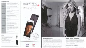Lewandowski, 2017, Huawei P10, österreichischer Flyer