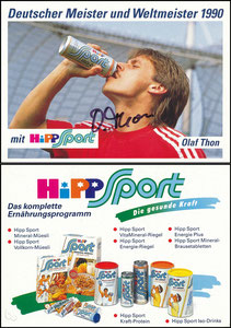 Thon, 1990, Hipp Sport