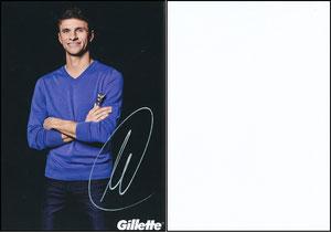 Müller, Thomas, 2016, Gillette