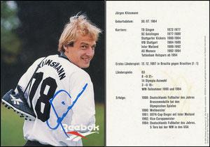Klinsmann, 1995, Reebok, Motiv 3