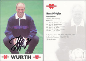 Pflügler, ca. 1999, Würth