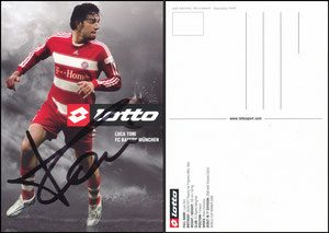 Toni, 2007, Lotto