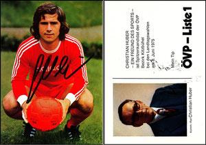 Müller, Gerd, 1974, 'ÖVP Liste 1'