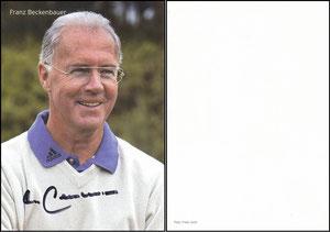 Beckenbauer, 2006, Adidas