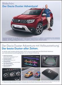 Scholl, 2019, Dacia 'Freundschaftswerung', A5, Motiv 3