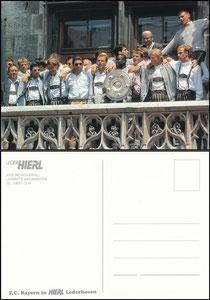 Mannschaftskarte 1997, Hierl
