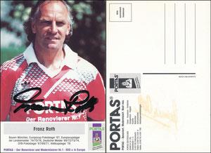 Roth, 1998, Portas