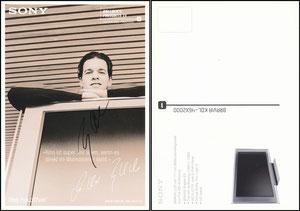 Ballack, 2006, Sony 'Ballack's Favourite 13', Karte 1