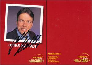 Matthäus, 2001, Premiere AllStars