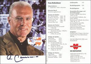 Beckenbauer, 2000 Würth