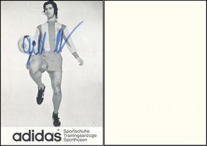 Müller, Gerd, 1970, Adidas
