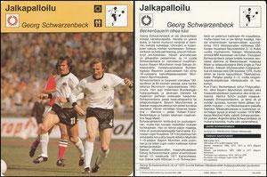 'Schwarzenbeck', Finnland, 1980, 104-2492