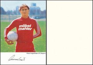Augenthaler, 1979, Möbel Mahler