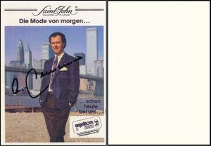 Beckenbauer, 1986, Saint John, 'Engelholm und Sturm'