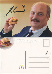 Hoeneß, 2010, McDonalds