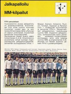 Booklet, Finnland