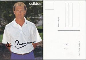 Beckenbauer, 1994, Adidas