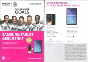 DFB, 2018, Samsung Galaxy S9, A5, Dank an SF Robert