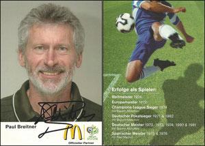Breitner, 2006, McDonalds