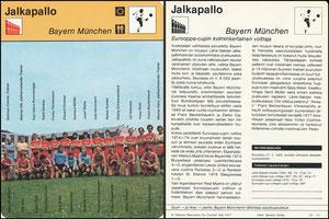 'Bayern München', Finnland, 1977, 01-14