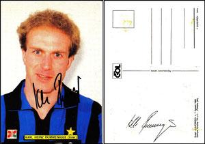 Rummenigge, 1984, Inter Mailand, Motiv 2