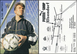 Matthäus, 1998, Puma, Puma-Shop Elsendorf